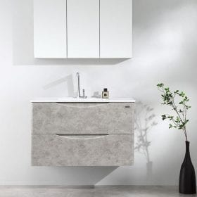 900mm wall hung vanity